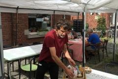 Eetfestijn ten voordele van LEEF!&GROEN Herzele