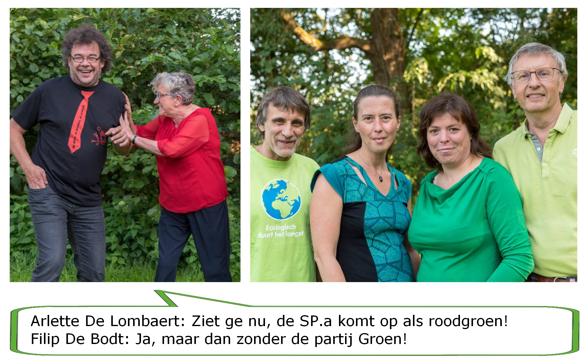 Leef! Herzele + Groen