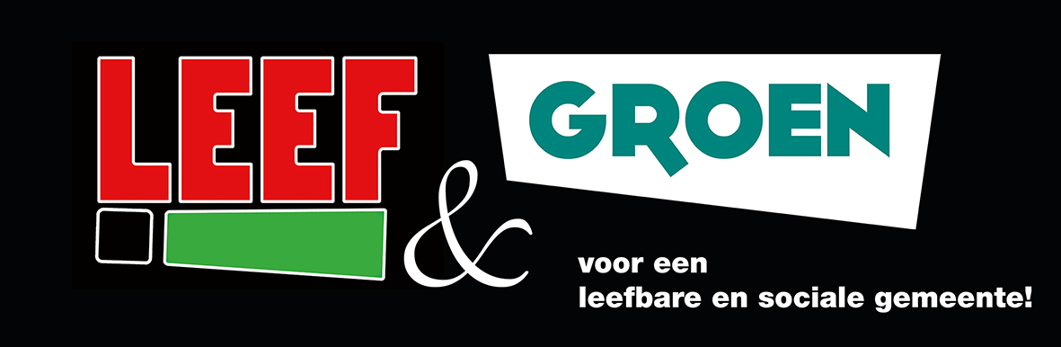 Logo Leef! Herzele